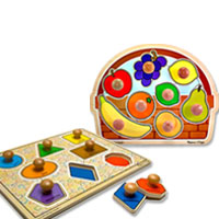 Puzzles Educational Toys Planet