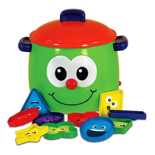 Shape Sorter Fun Pot Electronic Learning Toy - Educational ...