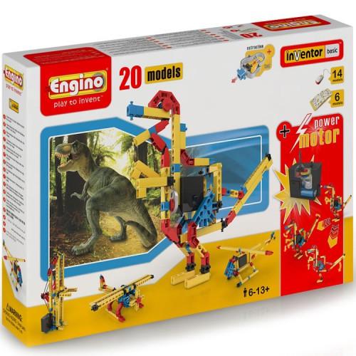 Engino 20 Models Building Kit - Educational Toys Planet