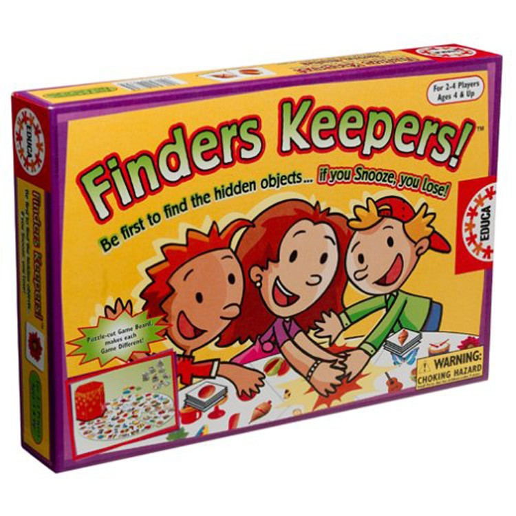 Finders Keepers Find Hidden Objects Game Educational Toys Planet