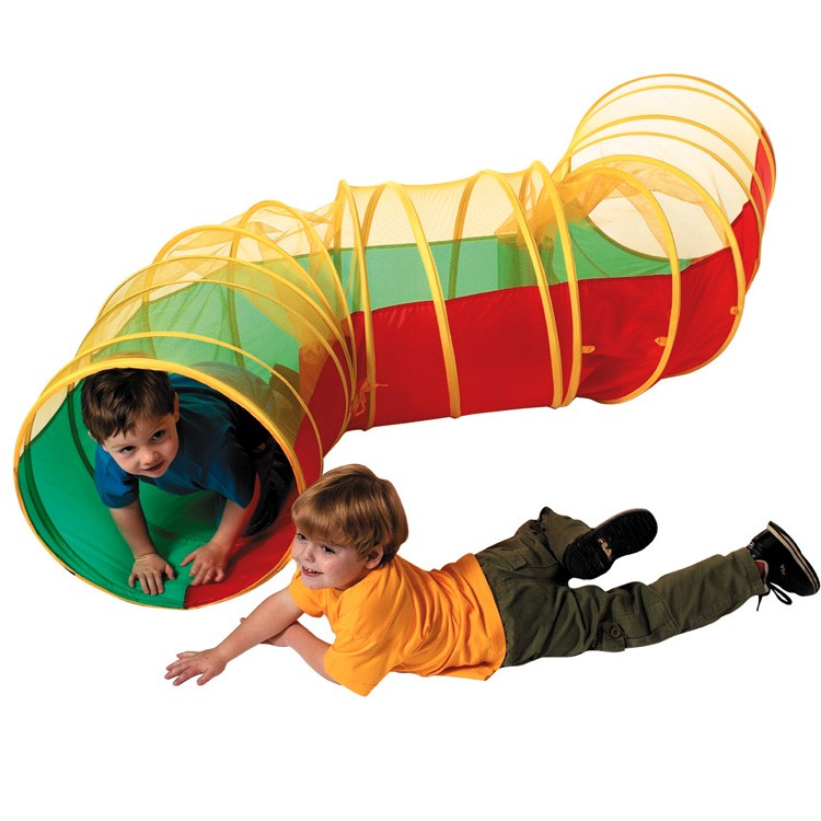 1a1_-_copy_-_copy_-_copy_3_15.jpg  sc 1 st  Educational Toys Planet & Zig Zag Play Tunnel with Mesh Top - Educational Toys Planet
