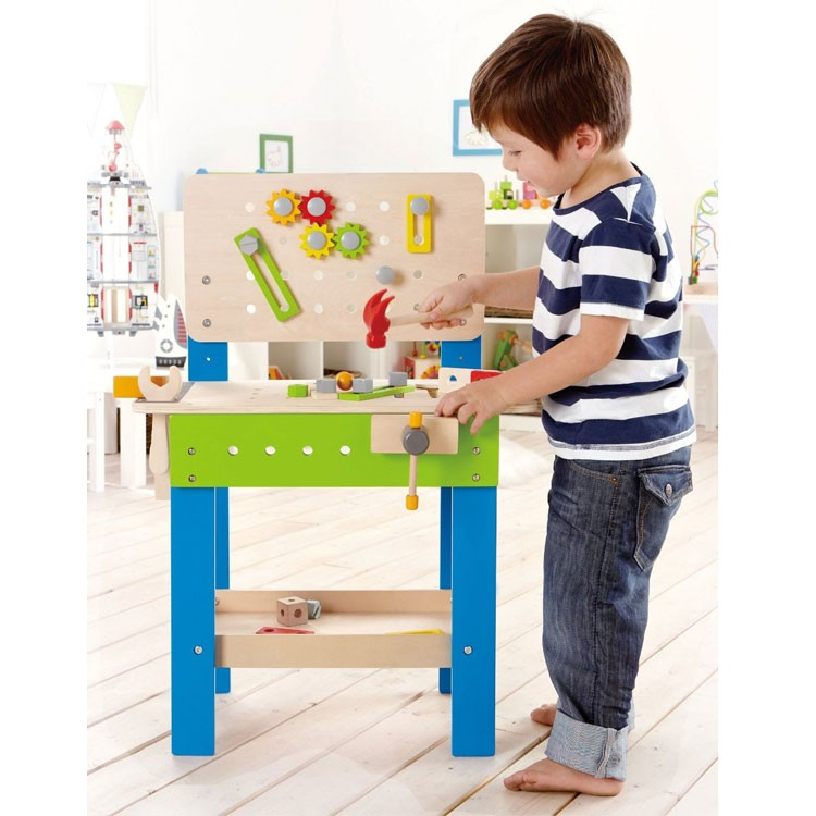 Pleasing Master Workbench Wooden Playset For Kids Pabps2019 Chair Design Images Pabps2019Com