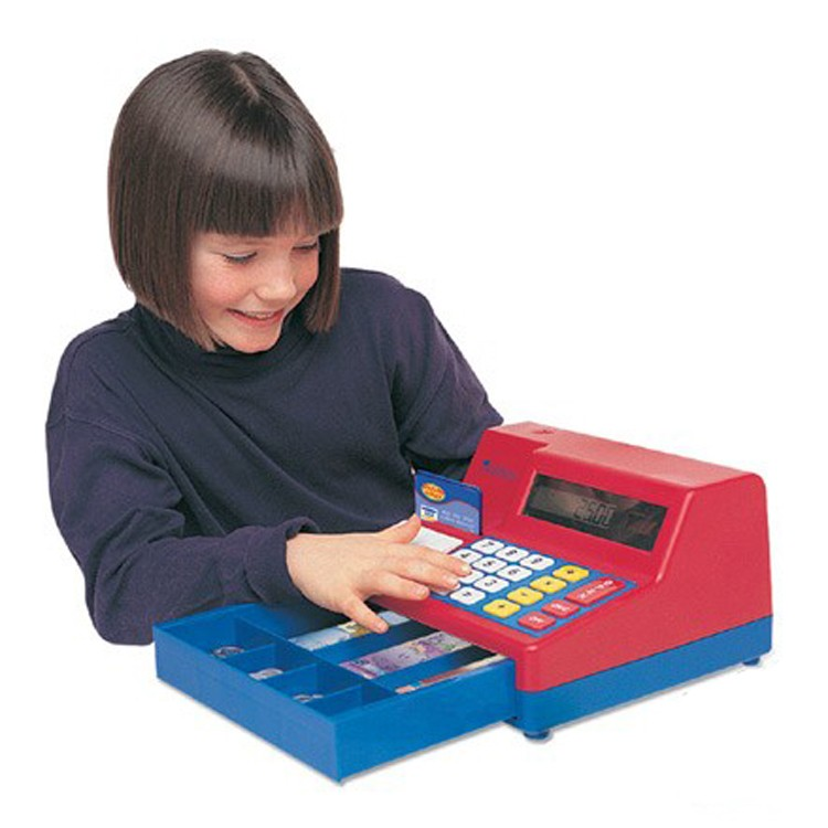 541ddf934960 Calculator Cash Register Electronic Learning Toy - Educational Toys ...
