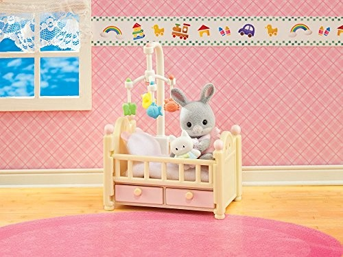 Calico Critters Deluxe Baby S Nursery Set