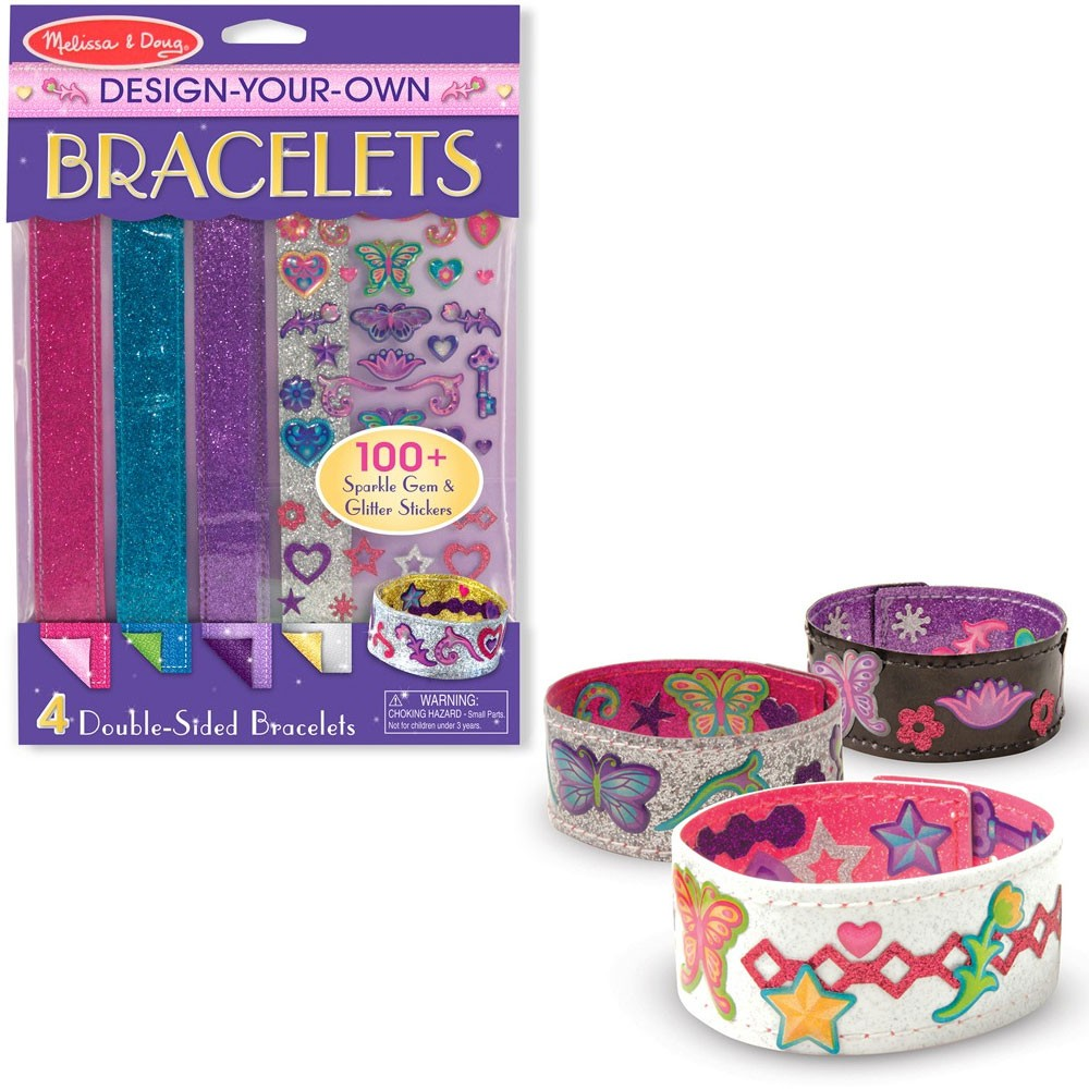Make Your Own Bracelets Girls Fashion Craft Kit