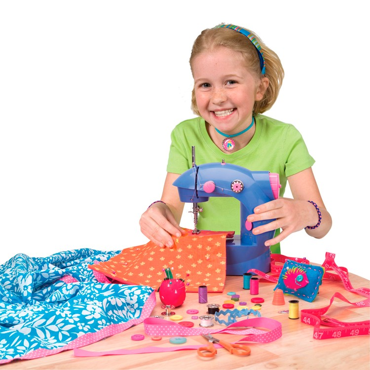 Kids Sewing Machine - Educational Toys Planet