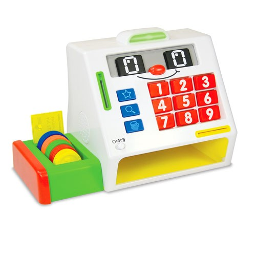 Count & Learn ATM Machine Toddler Electronic Toy ...