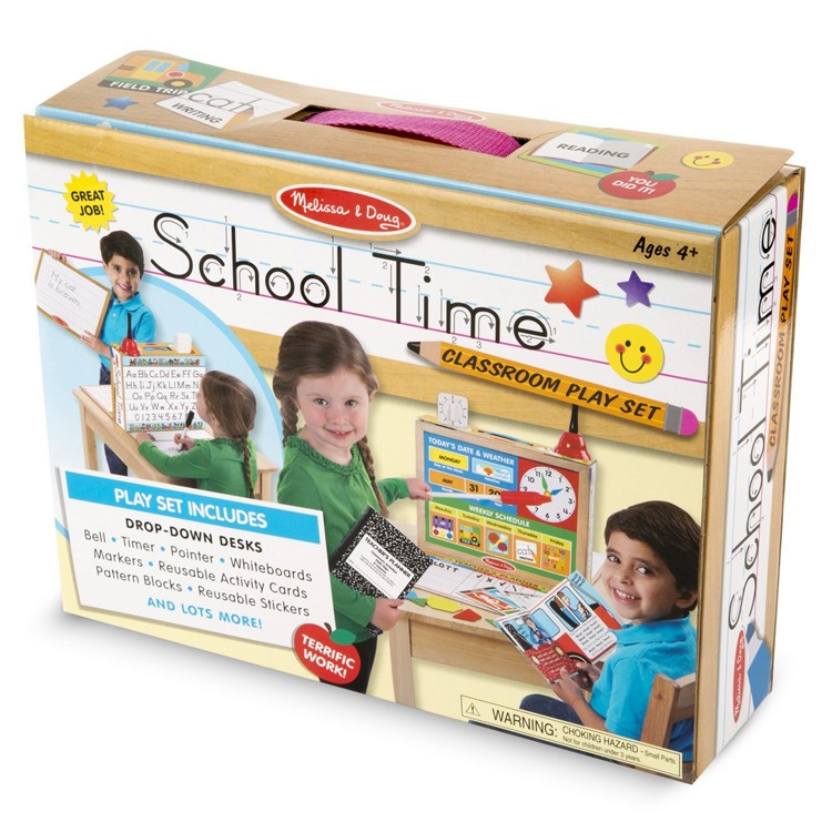 f72d0b43c207 Kids School Role Play Activity Set