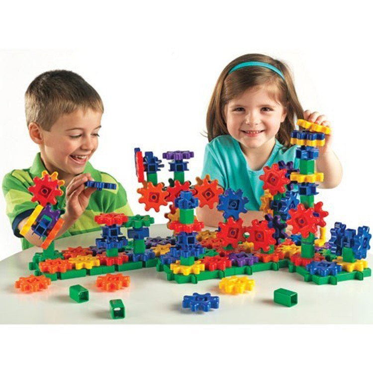 Gears Super Set 150 pc Building Toy - Educational Toys Planet