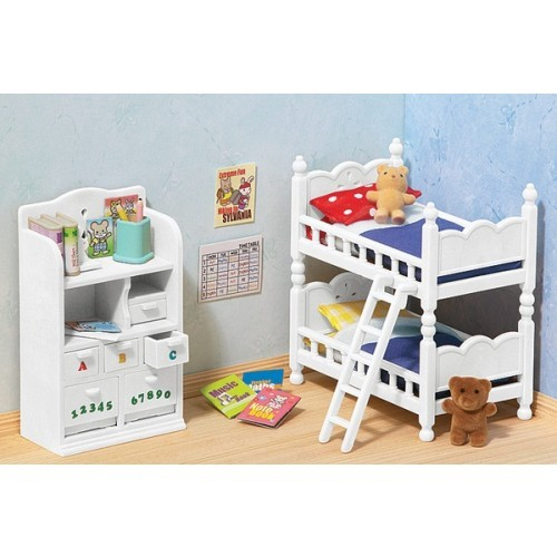 Calico Critters Children\'s Bedroom Set
