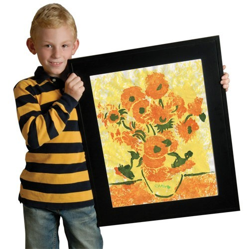 Famous Painting Art Kit Sunflowers By Van Gogh Educational Toys