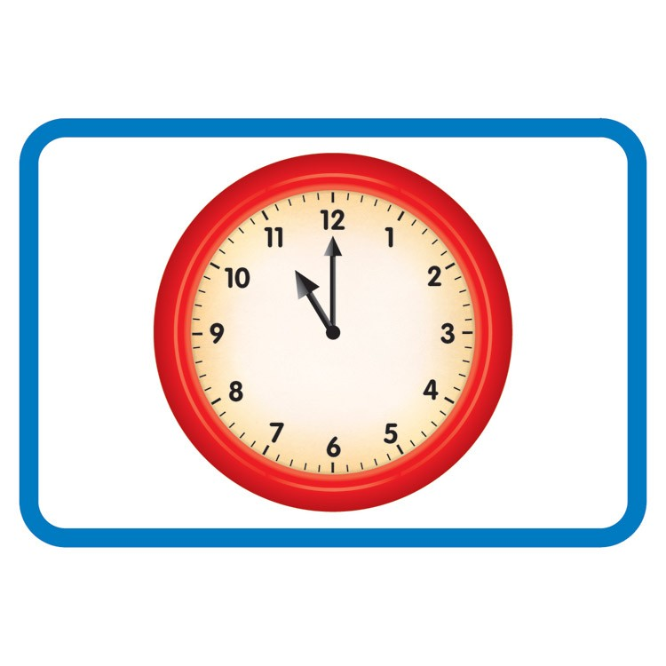 Time Telling Learn to Read a Clock Game