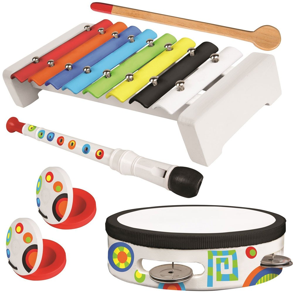 My Music Band Set 3 Toy Musical Instruments Set Educational Toys