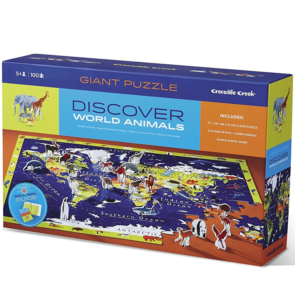 Discover World Animals 100 World Map Puzzle & Play Set on world map puzzle pieces, united states map puzzle, world map bookmarks, world map rug, world map of the floor, world map wood puzzle, world map lettering, world map 1000, printable world map puzzle, world map stickers, world map coloring page preschool, sesame street puzzle, large world map puzzle, world map game, world jigsaw puzzles, continents map puzzle, world map arts and crafts, world map chart, world map clock,