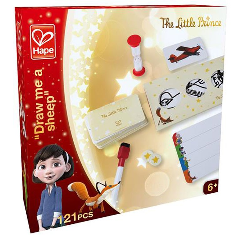 The Little Prince Draw Me A Sheep Kids Game Educational Toys Planet