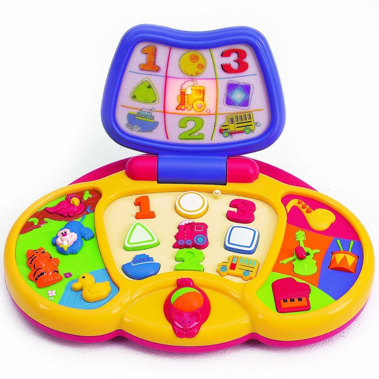 Preschool Laptop Electronic Activity Toy - Educational ...
