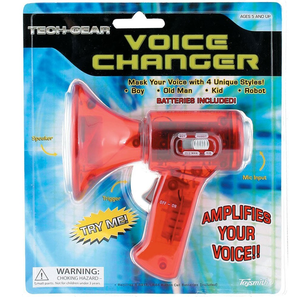 Voice Changer 5 Inches Toy - Educational Toys Planet