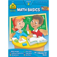 2nd Grade Math Basics Activity Workbook