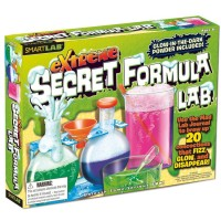 Extreme Secret Formula Lab Science Kit