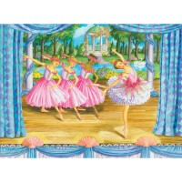 Ballet World 100 pc Kids Puzzle