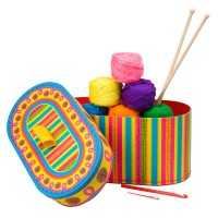 Yarn Craft Knitting Kit