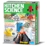Kitchen Science Kids Lab