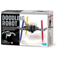 Build Doodling Robot Fun Science Kit