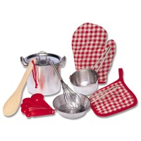 Completer Cook 9 pc Kids Cookware Playset