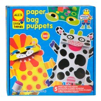 Paper Bag Puppets Craft Kit