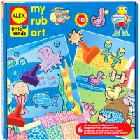 My Rub Art - Arts & Crafts Kit for Children