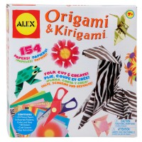 Origami & Kirigami Kit for Kids