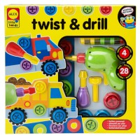 Twist & Drill - Toy Drill Craft Set