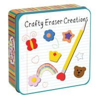 Crafty Eraser Creations Clay Craft