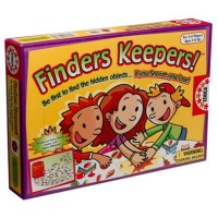 Finders Keepers Find Hidden Objects Game
