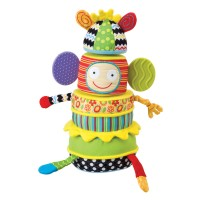 Stack Me Up Baby Soft Stacking Toy