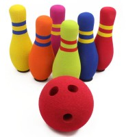 Six Pin Kids Bowling Set