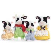 Friesian Cow Family - Calico Critters
