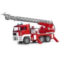 Bruder MAN Fire Engine - Deluxe Toy Fire Truck