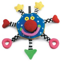 Baby Whoozit 6-inch Travel Sensory Toy