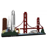 San Francisco Skyline Architecture Building Set by LEGO