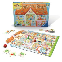 Race to the Roof Family Board Game