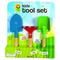 Kids Gardening 3 pc Hand Tools Set