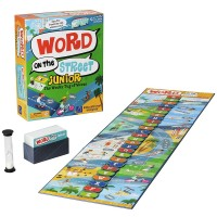 Word on the Street Junior Vocabulary Board Game