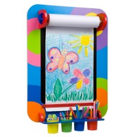 Kids Wall Art Easel