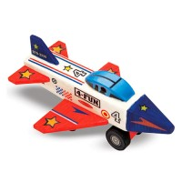 Decorate Wooden Jet Plane Craft Kit