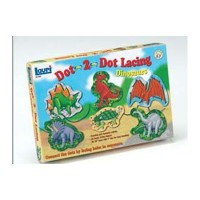 Lace It - Dinosaurs Lacing Toy