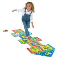 Hopscotch Indoor and Outdoor Play Set