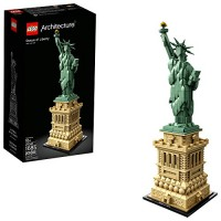 Statue of Liberty Construction Set by LEGO Architecture