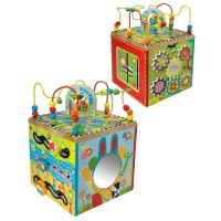 Maxville Toddler Activity Cube
