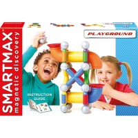 Smartmax Playground Magnetic Building Set